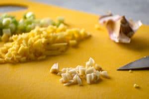 Kichererbsen Curry Schritt 2