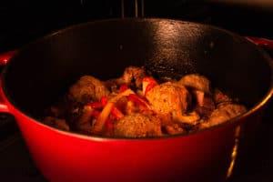Pfundstopf mit Kartoffeln Schritt 10