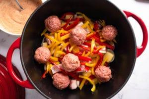 Pfundstopf mit Kartoffeln Schritt 5